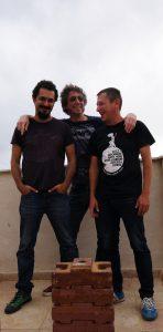 Bluenáticos estarán en el Azkena Rock presentando su disco Radiography