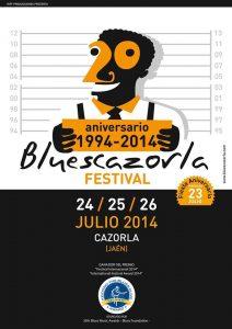 BluesCazorla Festival 2014 20 aniversario