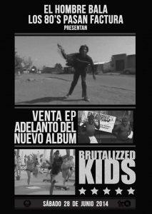 Brutalizzed Kids publican nuevo Ep, su primer adelanto Bastian