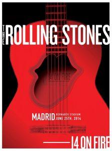 Crónica del concierto de The Rolling Stones en Madrid 2014