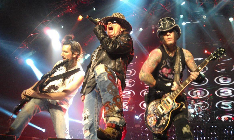 """Guns N' Roses anuncia la continuación de """"Chinese Democracy"""" y un disco de remezclas"""