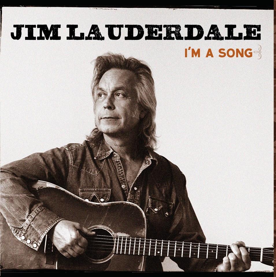 "Jim Lauderdale ""I'm a Song"", nuevo disco"
