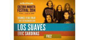LOS SUAVES CULTURA INQUIETA 2014
