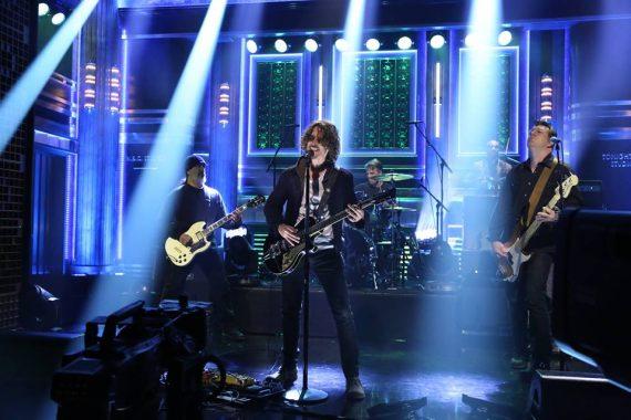 """Soundgarden presentan en televisión la reedición de """"Superunknown"""""""