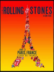 The Rolling Stones Paris 13 junio 2014 Stade de France