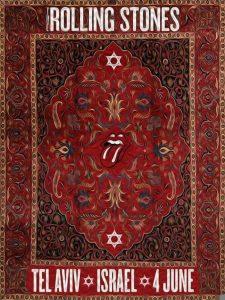 The Rolling Stones actuaron en Israel
