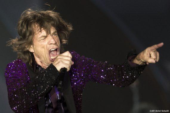 The Rolling Stones actuaron en Israel por primera vez con polémica