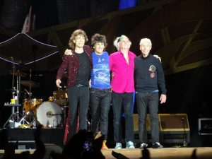 The Rolling Stones en Francia 2014