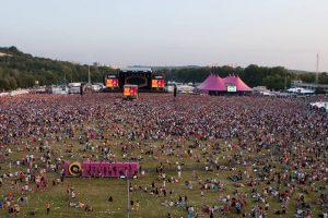 The Rolling Stones en Holanda Pinkpop Festival 2014