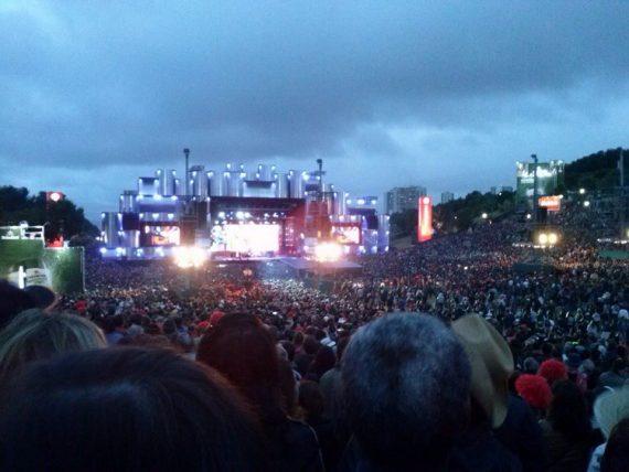 The Rolling Stones en Lisboa mayo 2014