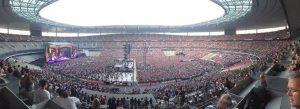 The Rolling Stones en París Stade de France 13 junio 2014
