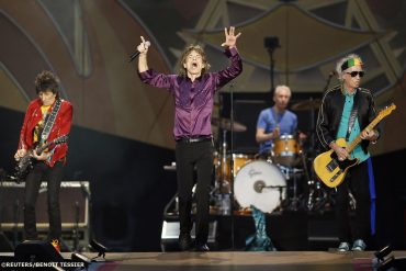 The Rolling Stones en París Stade de France