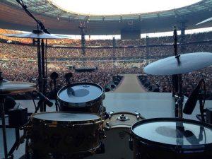 The Rolling Stones en París Stade de France junio 2014