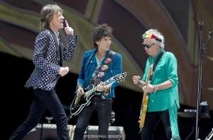 The Rolling Stones en el Pinkpop festival