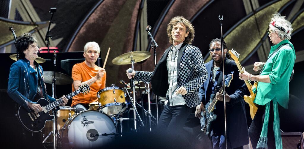 The Rolling Stones en el Pinkpop festival en Holanda