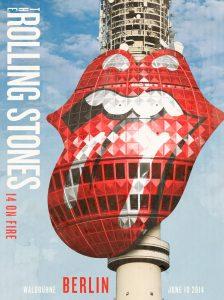 The Rollling Stones en Berlín Waldbühne Germany