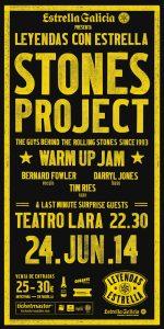 STONES PROJECT MADRID 2014