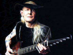 Adiós a Johnny Winter, al Blues tejano y albino