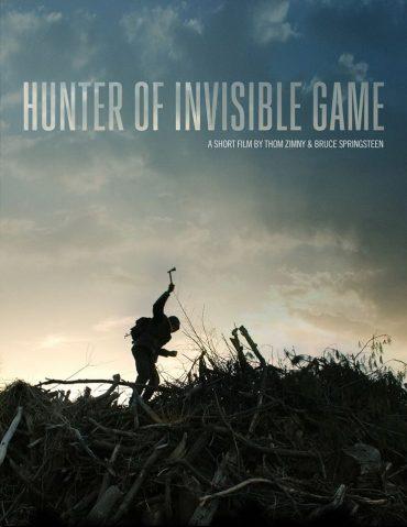 """""""Hunter Of Invisible Game"""", debut de Bruce Springsteen como director de un cortometraje"""