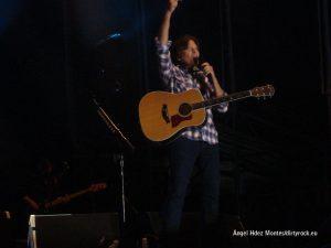 John Fogerty en el festival Músicos en la Naturaleza