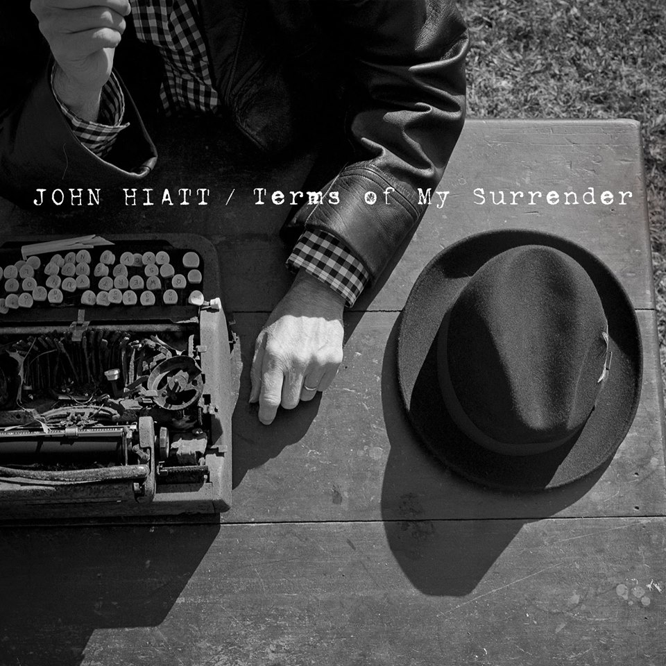 "John Hiatt ""Terms of my Surrender"", nuevo disco"