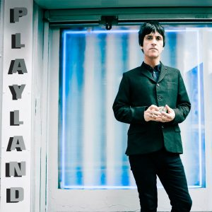 "Johnny Marr publica ""Playland"" segundo disco en solitario"