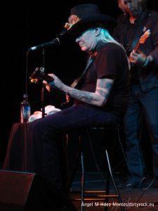 Johnny Winter ha muerto a los 70 años