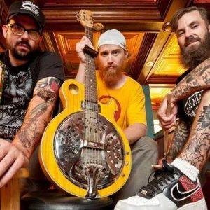 "Left Lane Cruiser gira española para presentar su disco ""Rock Them Back to Hell"""