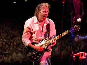 Neil Young cancela su concierto en Tel Aviv (Israel)