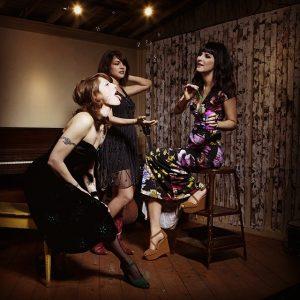 """Puss N Boots """"No Fools, No Fun"""" nuevo disco en el que aparecen Norah Jones, Sasha Dobson y Catherine Popper"""