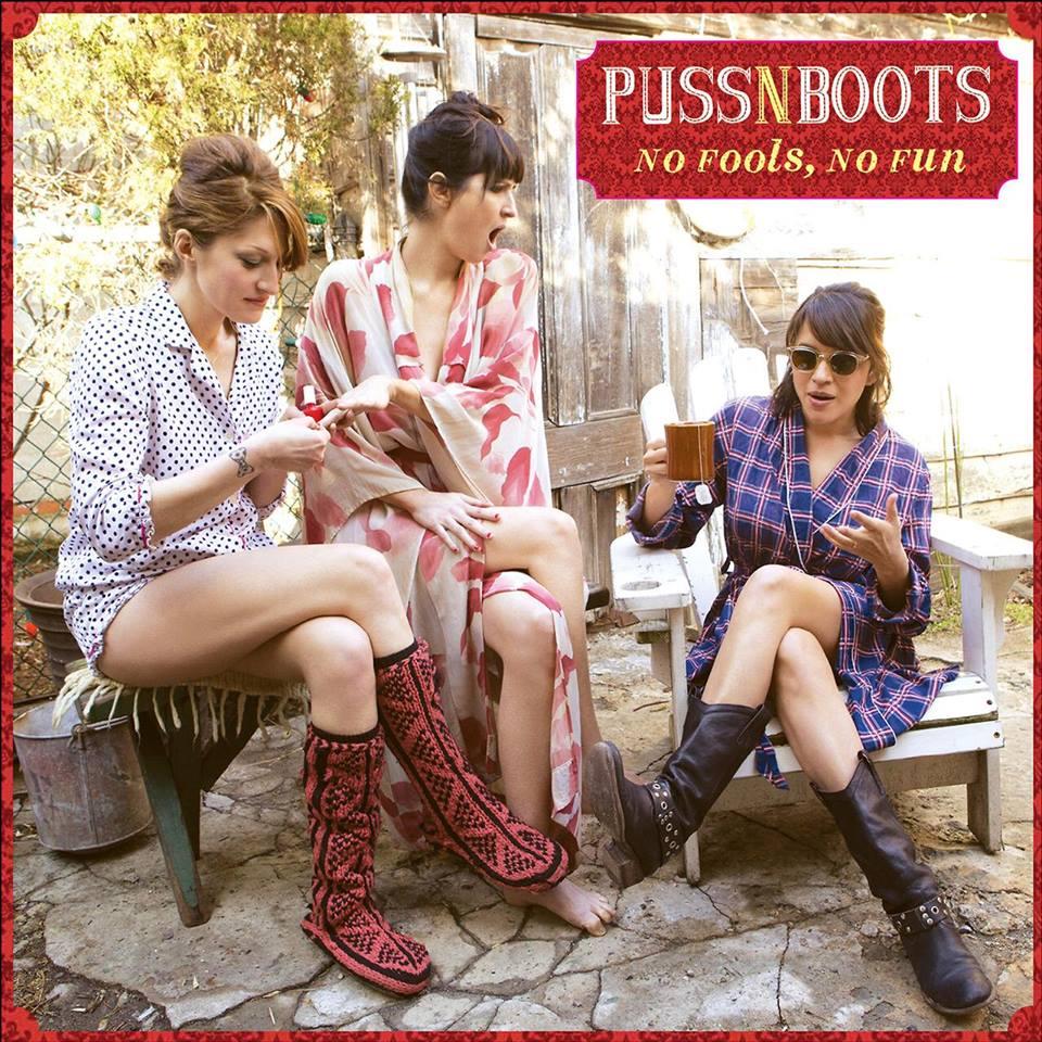 """Puss N Boots """"No Fools, No Fun"""" nuevo disco del grupo de Norah Jones, Sasha Dobson y Catherine Popper"""