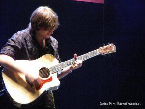 Shane Fogerty en músicos en la naturaleza