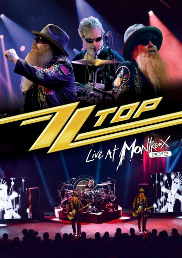 ZZ Top Live at Montreux 2013, nuevo DVD y Blu-ray