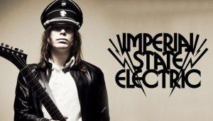 IMPERIAL STATE ELECTRIC GIRA ESPAÑA 2014