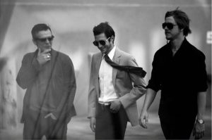 """Interpol publican nuevo disco """"El Pintor"""""""