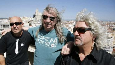 Adiós a Tony Urbano, bajista de Leño pa siempre! Tony a la izquierda