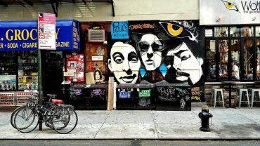 Beastie Boys tienen su mural en New York 25 años después