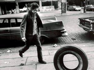 Bob Dylan y sus 149 vinilos encontrados en el sótano de una casa en Nueva York