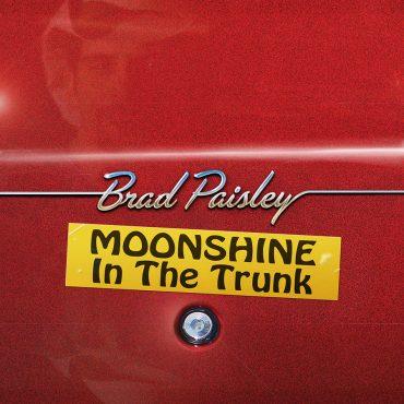 "Brad Paisley ""Moonshine in the Trunk"", nuevo disco"