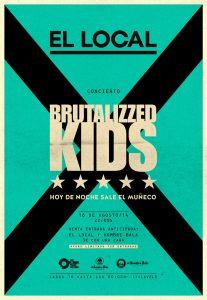 Entrevista a Brutalizzed Kids previa a la publicación de su larga duración