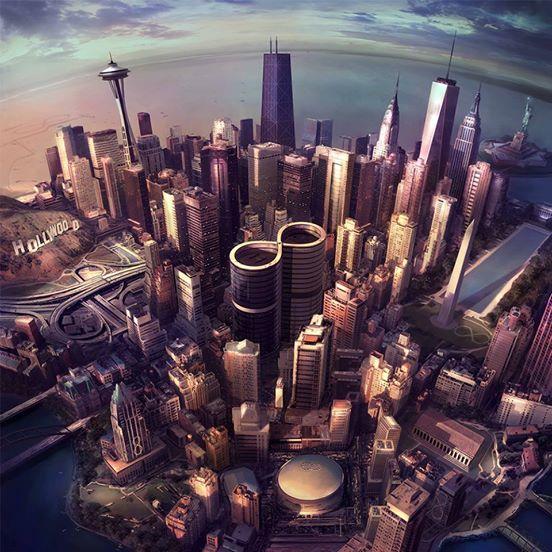 "Foo Fighters """"Sonic Highways"", nuevo disco"