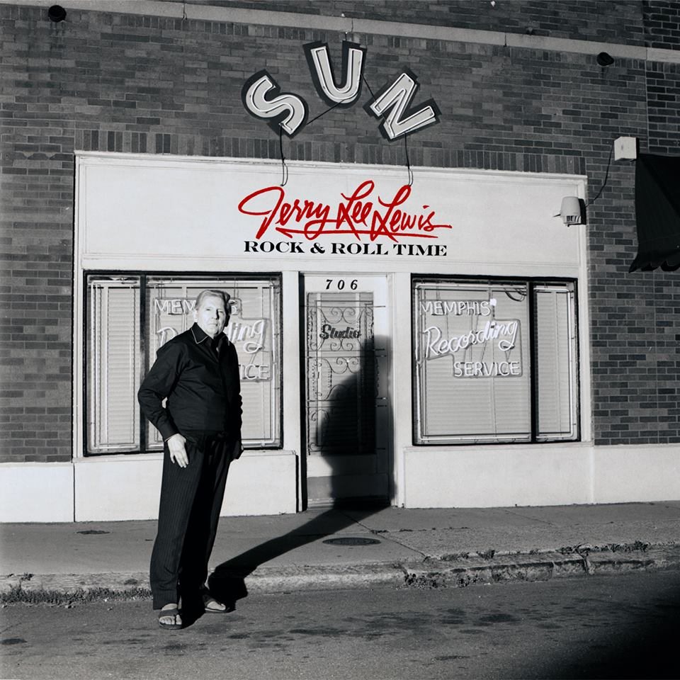 """Jerry Lee Lewis """"Rock & Roll Time"""", nuevo disco y biografía """"Jerry Lee Lewis: His Own Story"""""""