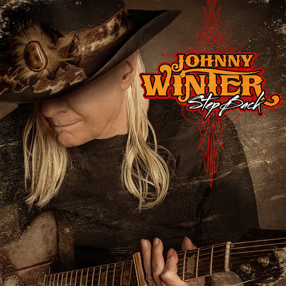 "Johnny Winter ""Step Back"", su disco póstumo"