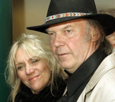 Neil Young y su esposa Pegi Young se separan tras 36 años de matrimonio