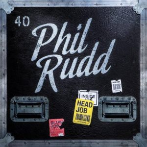 "Phil Rudd, batería de AC/DC publica ""Head Job"""