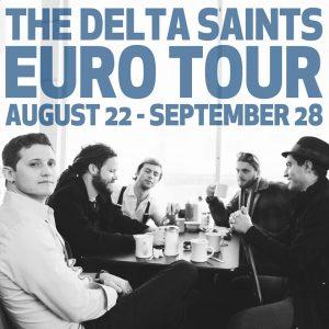 The Delta Saints publican disco en directo Live at Exit In y gira española 2014