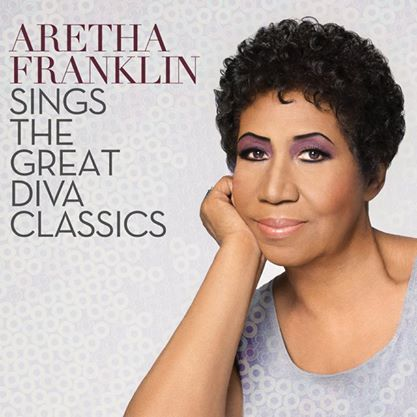 "Aretha Franklin ""Aretha Franklin Sings the Great Diva Classics"", nuevo disco de versiones"