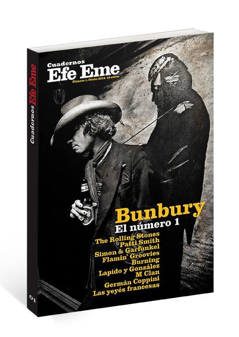 La revista musical Efe Eme vuelve a publicarse en papel
