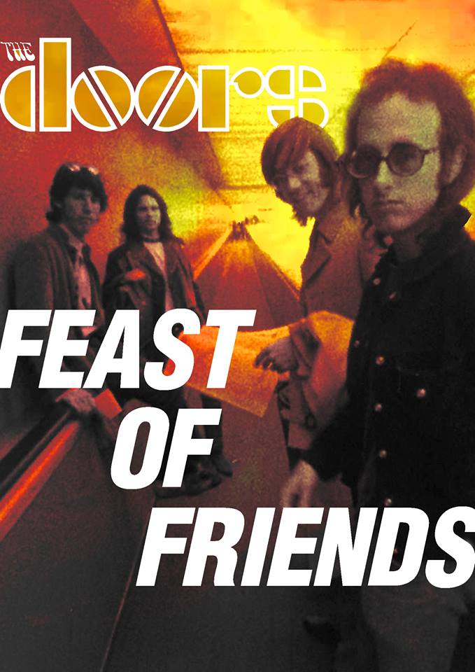 "The Doors estrena su film ""Feast of Friends"""