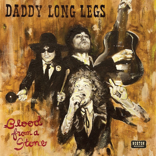 DADDY LONG LEGS BLOOD FROM A STONE